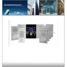 Elevator wifi intercom system, intercom system, elevator video intercom system