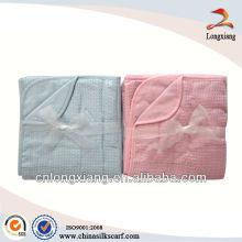 Cobertores de bambu de tecido macio