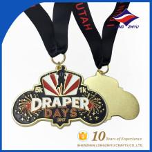 Wholesale Custom Award Soft Enamel Marathon Medal
