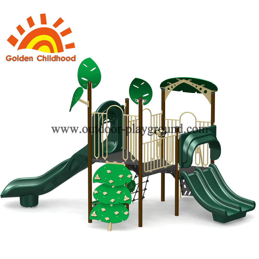 Forest Style Outdoor Playgrounnd Equipment