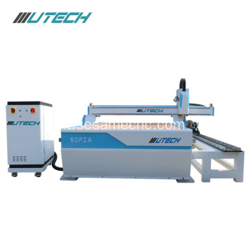 Roatry wood cutting ATC CNC ROUTER macchina