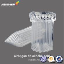inflatable air bag for packing Camera plastic air valve bag