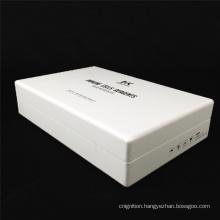Acrylic Immune Cells Reagents White Plastic Custom Packaging Box