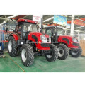 130hp traktor beroda self-propelled