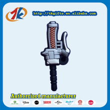 Custom Logo Toy Eco-Friendly Rubber Phone Dustproof Plug