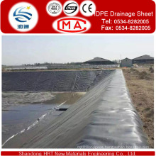 Manufacturer HDPE/ LDPE Geomembrane for Construction Projects