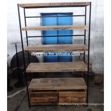 Industrial Rack and Storage Cabinet