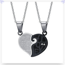 Fashion Jewelry Fashion Pendant Stainless Steel Necklace (NK504)