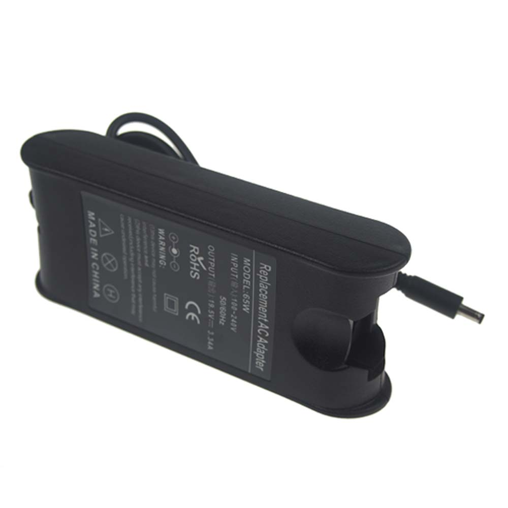 19.5v 3.34a 65w laptop charger for dell
