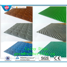 Supply Anti-Slip Rubber Flooring High Quality Rubber Flooring Fire-Resistant Rubber Flooring