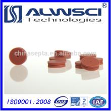 320 Красный 11*3 мм предварительно просверленные высокой температуре ГХ перегородки