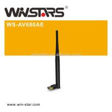 AC600 USB DualBand WiFi Adapter with 5dBi External Antennas