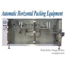 Automatische horizontale Lebensmittel-Verpackungsmaschine / Verpackungsanlagen