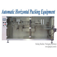 Machine à emballer horizontale automatique de nourriture / équipement d'emballage