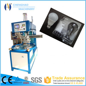 8KW Three-Working Stations Blister Packing Machine