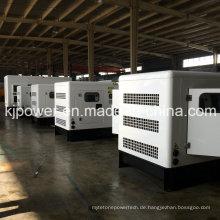 60kVA Elektrischer Start Cummins Dieselgenerator mit Silent Canopy