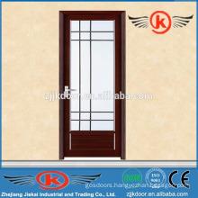 JK-AW9013 good price kitchen glass door with aluminum door