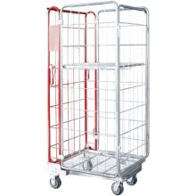 CE & ISO approuvé conteneurs roulant acier/rouleau hors conteneur bennes/rouleau en acier