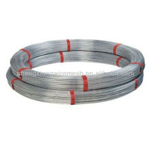 ISO9001 verified Galvanized Oval wire / farming cattle wire