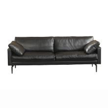 High Quality Comfortable Living Room Leather Sofa