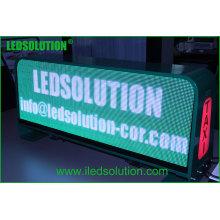 Affichage concurrentiel de toit de taxi de LED de prix, affichage à LED Haut de taxi P5mm