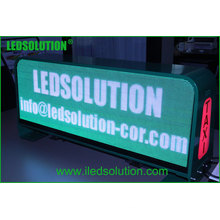 Competitive Price LED Taxi Roof Display, Taxi Top P5mm LED Display