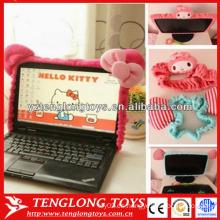 Moda de diseño chica regalo rosa lindo ordenador portátil decorar