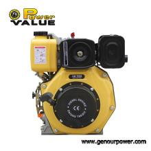 Hochwertiger Ölmaschinen-Generator 6.7HP zerteilt Zh178f (E)