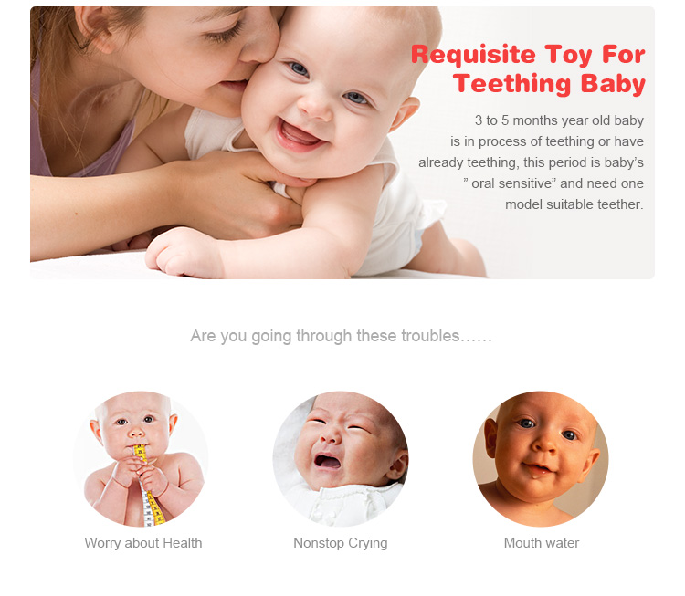 baby chew toys