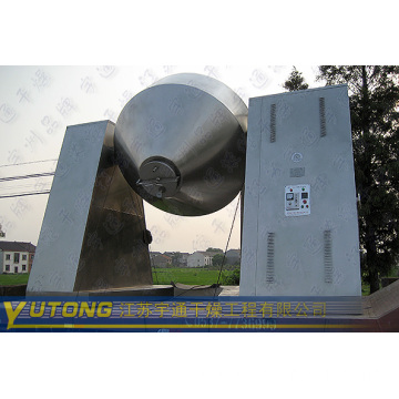 Rotating Vacuum Cone Dryer for Food Industry
