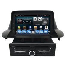 Android 6.0! Fabricante 7 '' Reproductor de DVD del coche GPS para Renault Fluence / Megane II / III Nuevo Megane 3 Versión Iran DVB-T Radio OEM