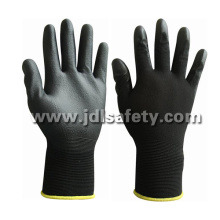 Ce Approved 18 Gauge Work Glove with PU Dipping (PN8003-18)