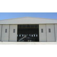 Prefabricated Wide Span Steel Buildings