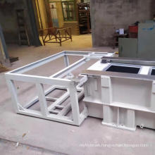 welding parts machining painting