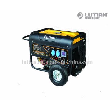 5kW/6kw Ce Электрический/отдачи начала бензин генератор для домашнего использования