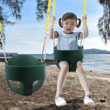 Hochleistungs-Schaukelsitz für Kleinkinder mit vollem Eimer