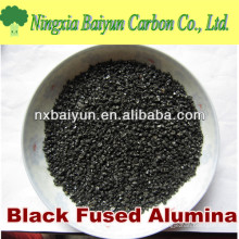 Arena de óxido de aluminio marrón de malla 80 para pulido de vidrio