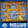 Placas de las mercancías del té de la tolerancia, venta caliente barato chino nuevo sistema del té de China, pote del té con la cubierta
