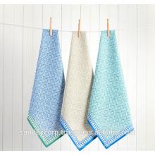 cotton dish towel napkins