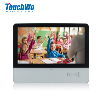 Com NFC 15 polegadas touch screen tablet pc
