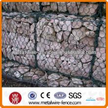 Reinforced Soil Gabion Wall