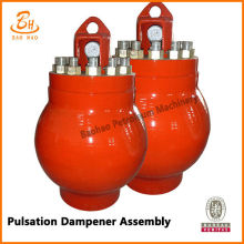K20 Dampner Pulsation For Pump Mud Pump