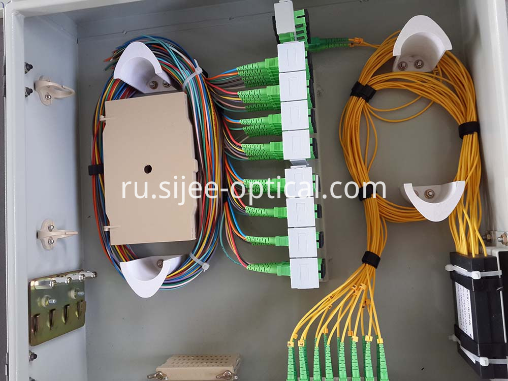 optics fiber terminal box