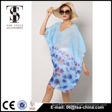 wholesale 2016 summer beach chiffon dress, lady popular bikini cover up                                                                         Quality Choice                                                     Most Popular