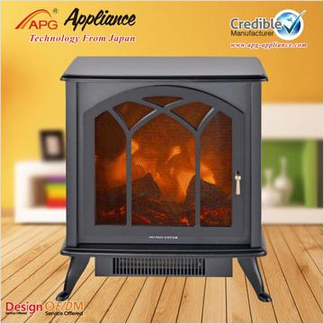 Fake Flame Electric Fireplace
