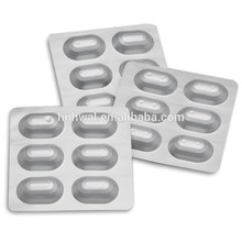 Haute conductivité et meilleure résistance à la corrosion en aluminium pour l'usage de la pharmacie