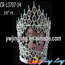 Big Custom Mermaid Pageant Crown en venta
