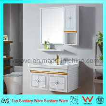 Diseño moderno del gabinete de baño de la vanidad del precio barato