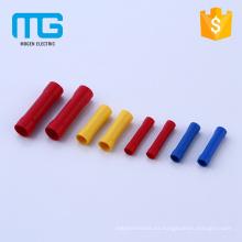 Conectores de tubo de cobre aislados de PVC del PVC de la fuente de la fábrica de BV