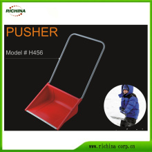 Kids Plastic Snow Pusher Shovel
